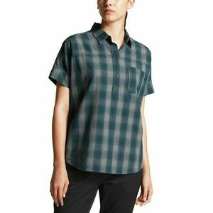 NWT The North Face Tanami Flannel Top